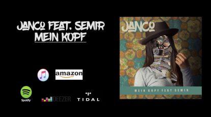Janco - Mein Kopf