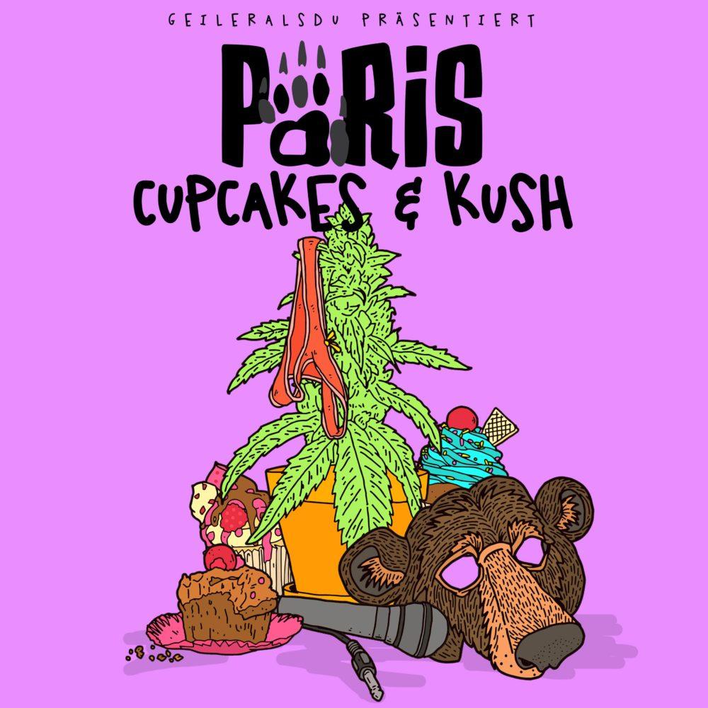 Cupcakes & Kush Cover