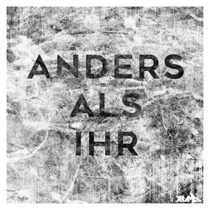Anders Als Ihr Cover