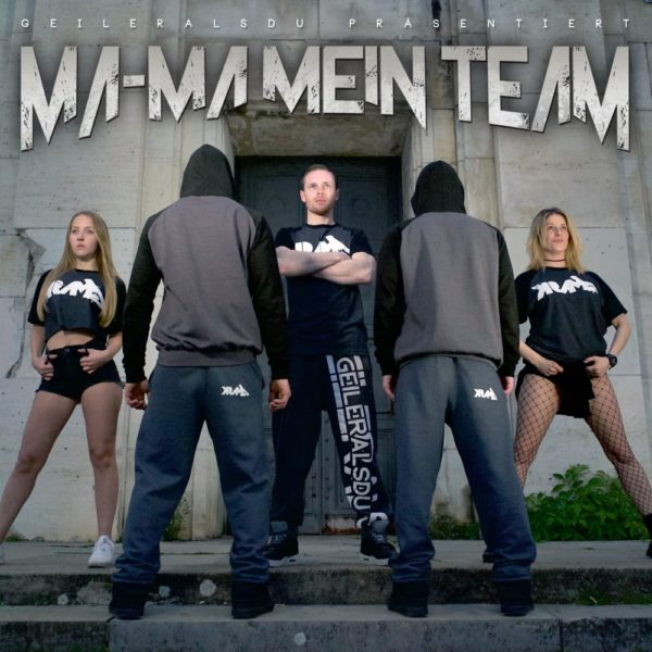 Ma-Ma Mein Team Cover